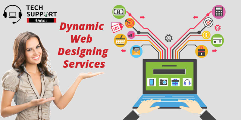 Dynamic Web Designing Services in Dubai