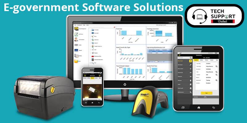 E-government software solutions in Dubai