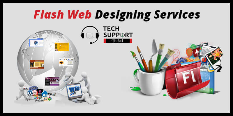 Flash Web Designing Services in Dubai