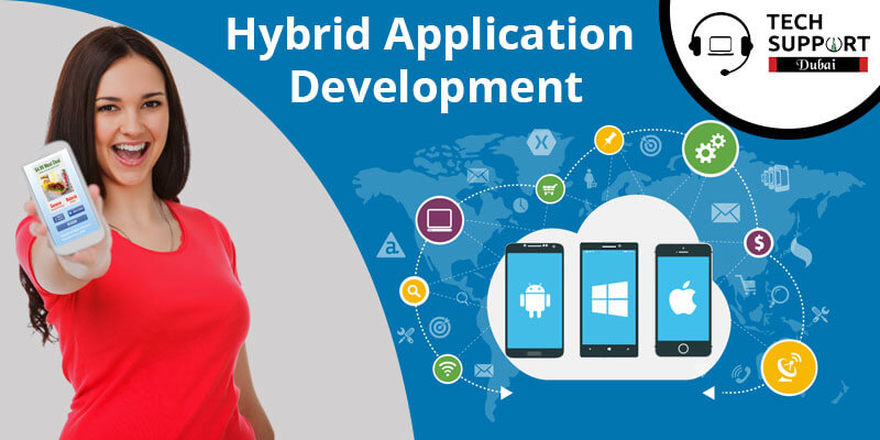 HYBRID APPLICATION DEVELOPMENT SERVICES
