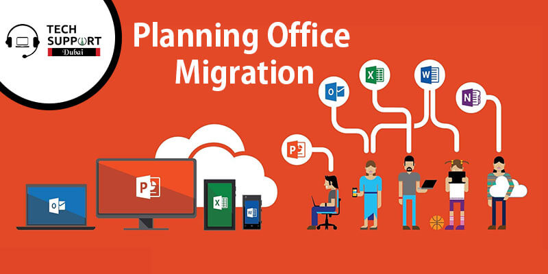 Planning office migration