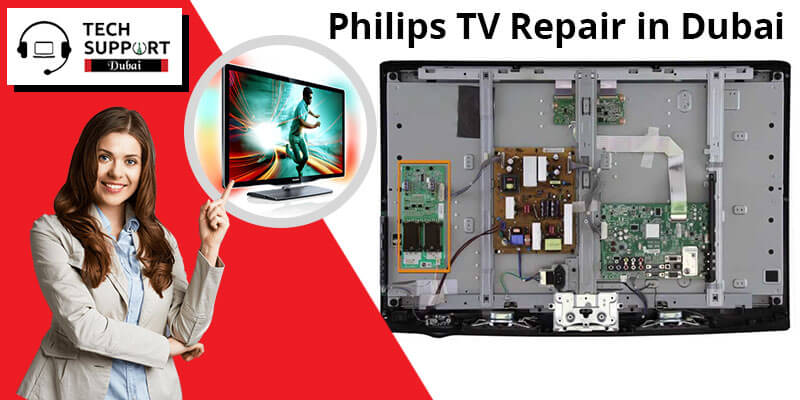 Philips TV repair in Dubai