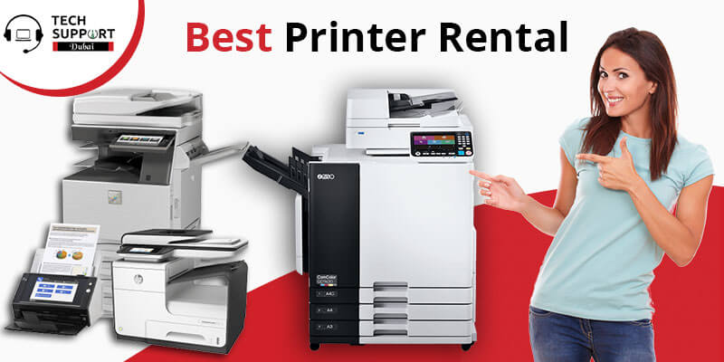 Best Printer Rental