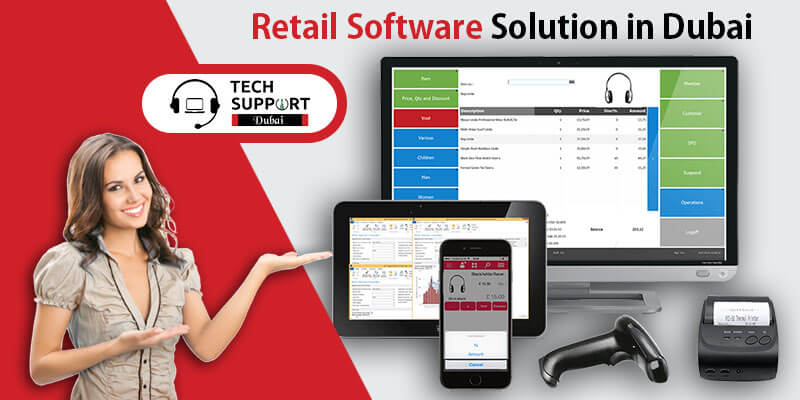 Retail Software Solution in Dubai