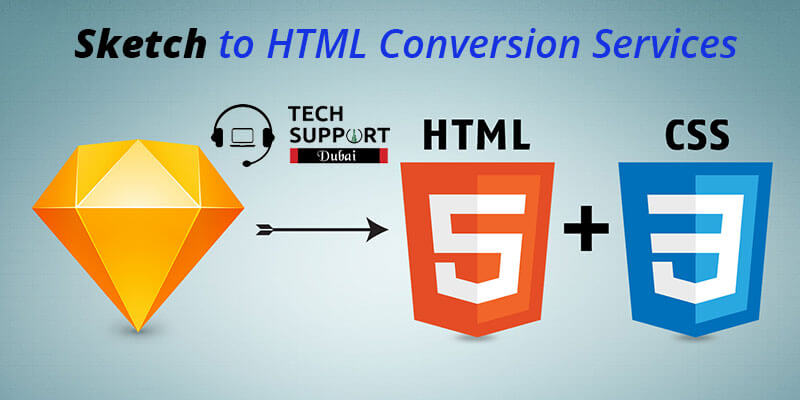 HTML conversion services in Dubai