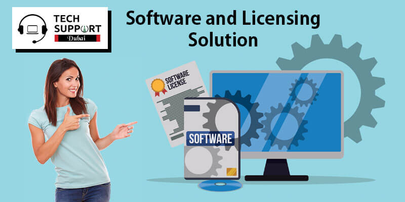 Software and Licensing Solution
