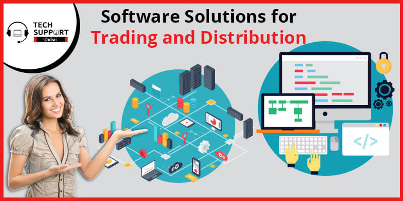 Software Solutions for Trading and Distribution