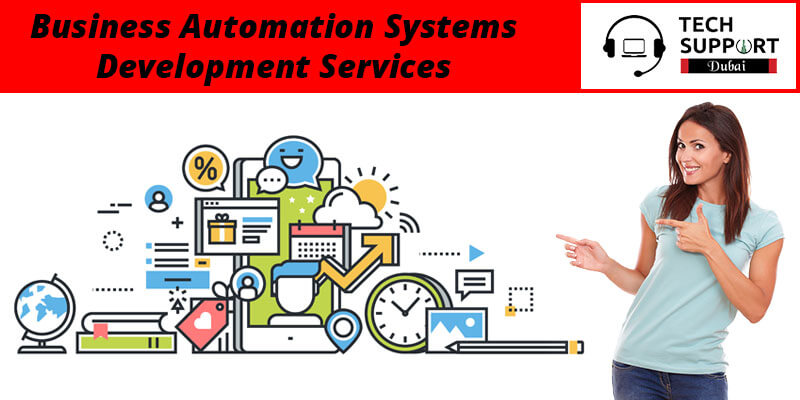 Business Automation Systems Development Services